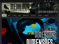 Medologia - Curtas de Terror | Horror Short Movies