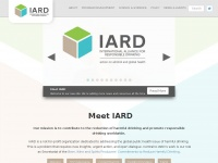 Iard.org - Home – International Alliance for Responsible Drinking