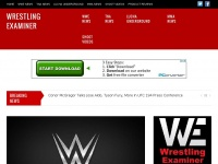 Wrestlingexaminer.com - Wrestling Examiner - Pro Wrestling News and Articles