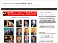 Programs | WOFR.org - Word of Faith Radio