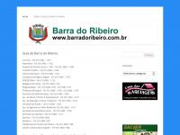 barradoribeiro.com.br