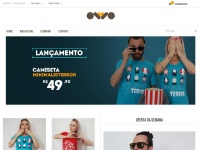 Ovvo.com.br - Camisetas - OVVO