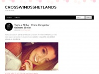 crosswindsshetlands.com