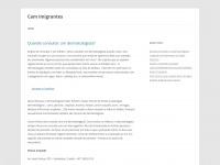 CAMI - Centro de Apoio e Pastoral do Migrante | CAMI – Centro de Apoio e Pastoral do Migrante