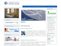 Aviccena.com.br - Hospital Aviccena