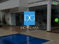 Dgglass.com.br - DG Glass - Guaramirim SC - Vidros Temperados, Espelhos e Esquadrias de Alumínio, Box para Banheiros, Portas e Janelas