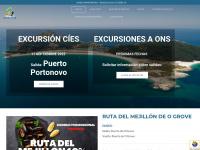 Bahiasub.com - Viajes a las Islas Cíes desde Cangas y Portonovo - Barco a Cíes. - Naviera Bahía Sub
