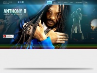 Anthonybmusic.net - Anthony B - Official Website of Reggae Sensation Anthony B