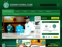 Guaranifc.com.br - Guarani Futebol Clube