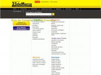 guiadecompras25demarco.com.br