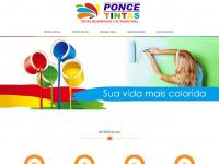 Ponce Tintas | Bauru - Lins