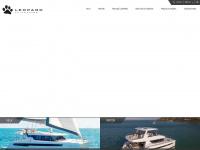 Leopard Catamarans BR | Catamarãs a Vela, Catamarãs a Motor