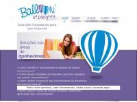 Balloonofinsights.com.br - Balloon of Insights