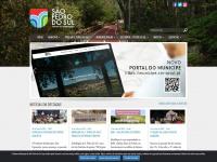 Página oficial do Município de S. Pedro do Sul