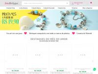 Amoberloque.com.br - Loja Online Amo Berloque - Colecione Sonhos