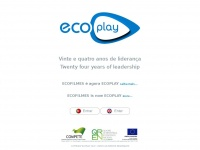 Ecoplay.pt - Ecoplay - Home