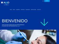 Amo.org.mx - AMO – Asociación Mexicana de Ortodoncia