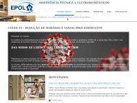 Epol.pt - EPOL - Reparação de Eletrodomésticos - Página Inicial
