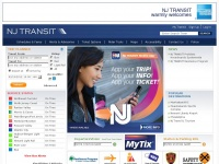 Njtransit.com - New Jersey Transit - Home