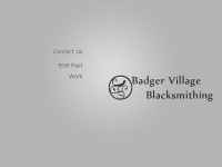 Badgervillage.com - Badger Village | Hot Forged Artistic Expression