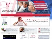 Aliancafrancesagabc.com.br - Aliança Francesa do Grande ABC | Escola de francês em Santo André - SP
