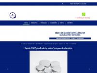 Allupack.com.br - Allupack Ind. e Com. de Laminados Ltda