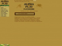 Alphaplay.com.br - Alphaplay Playgrounds - Home