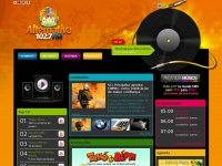 """ALTERNATIVA FM 102.7 - """"TODO MUNDO OUVE, TODO MUNDO GOSTA"""" - (49) 3436-0759"""