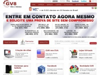 GV8 Sites & Sistemas: Criação de Sites