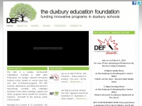 Duxburyeducationfoundation.org - Duxbury Education Foundation