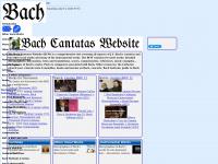 Bach-cantatas.com - Bach Cantatas Website - Home Page