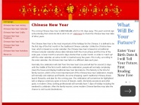Chinesenewyears.info - Chinese New Year