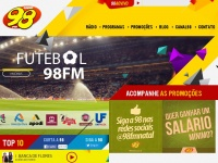 98fmnatal.com.br - Home - Rádio 98 FM Natal