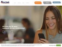 Ascon.com.br - Assessoria para Condomínios em Brasília – Mais que uma simples contabilidade, a Ascon oferece um serviço completo, contemplando a área administrativa, financeira, contábil, jurídica e de  ..