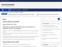 Acrescentando.com.br - HostGator - Hospedagem de Sites | Página não encontrada
