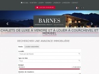 barnes-courchevel.com