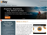 Vkey.ca - vKey Homepage