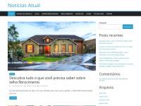 Notícias Atuais - Notícias do Brasil e do Mundo