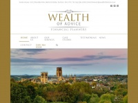 Wealthofadvice.co.uk - Independent Financial Advisers in Durham - Wealth of Advice