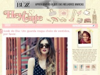 Hey Cute | por Karla Lopes - Beleza negra, moda e empoderamento feminino!