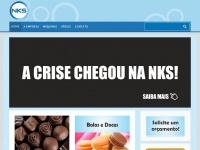 Nksmaquinas.com.br - NKS Máquinas Home