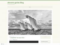 ahcravo gorim Blog – sou tudo o que aqui encontras
