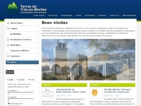 CIM-TTM - Comunidade Intermunicipal das Terras de Trás-os-Montes - Comunidade Intermunicipal das Terras de Trás-os-Montes