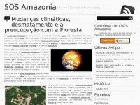 SOS Amazonia - em busca da preservação da Floresta Amazônica