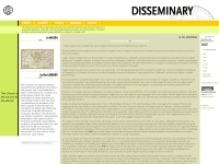 Disseminary.org - The Disseminary