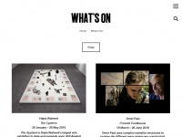 Balticmill.com - What's On BALTIC Centre for Contemporary Art.