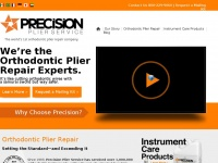 Orthodontic Instrument Repair Specialists| Precision Plier Service
