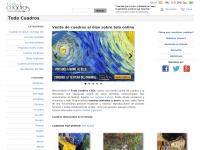 Todocuadros.cl - Todo Cuadros, venta de pinturas al óleo, compra tu cuadro online.