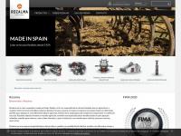 Rozalma.es - Fabricante de muelles y brazos flexibles | ROZALMA