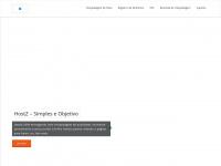 HostZ - Simples e Objetivo | hospedagem de sites e registro de domínios